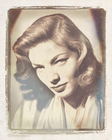 Movie Star II - Lauren Bacall