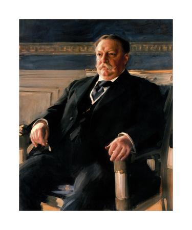 Official White House Portrait of William Howard Taft