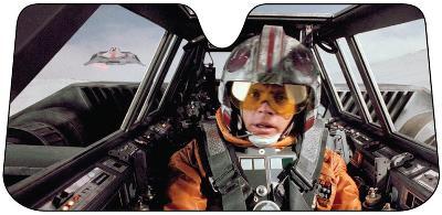 Star Wars - Snow Speeder Car Sunshade