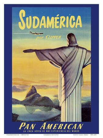 South America by Clipper