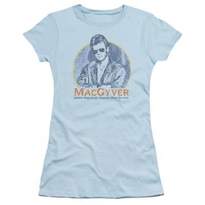 Juniors: MacGyver- Title