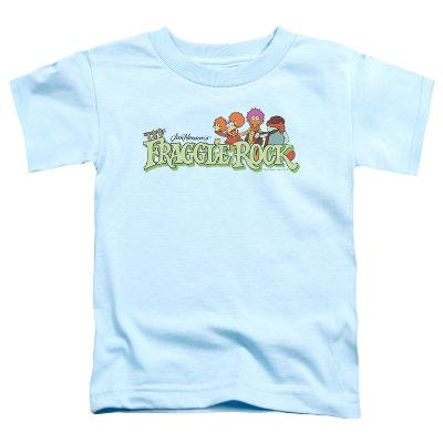 Toddler: Fraggle Rock- Leaf Logo