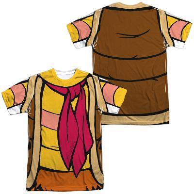 Fraggle Rock- Gobo Uniform (Front/Back Print)