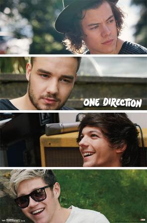 One Direction- Group Collage