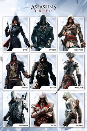 Assassins Creed- Compilation