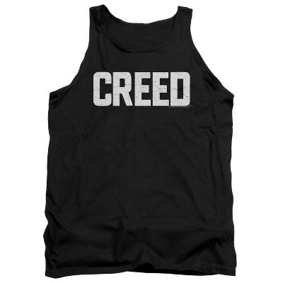 Tank Top: Creed- Cracked Logo