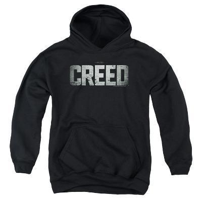 Youth Hoodie: Creed- Logo