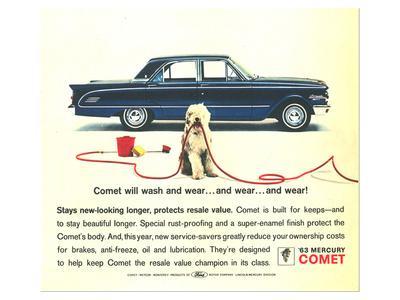 1963 Mercury - Resale Value