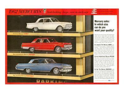 1962 Mercury - Your Quality