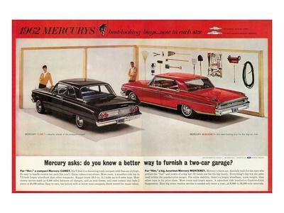 1962 Mercury-Best-Looking Buys