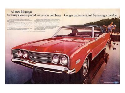 1968 Mercury - Cougar Montego
