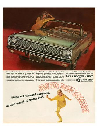 1966 Dodge Dart - Rebellion