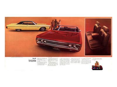 1970 Plymouth Fury Convertible
