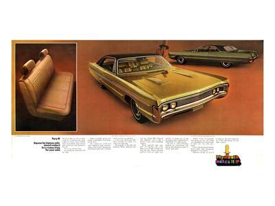 1970 Plymouth Fury III Hardtop