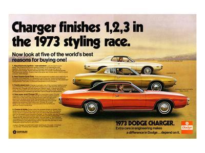 1973 Dodge Charger Stylingrace
