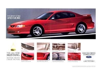 1994Mustang-What It Was & More