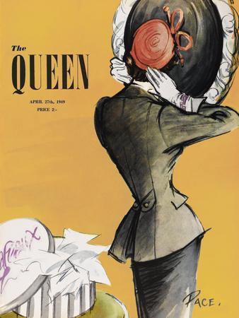 The Queen - Saffron