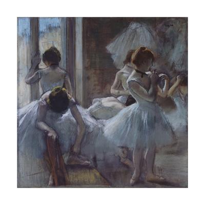 Danseuses, c.1884-1885