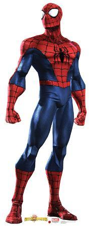 Spider-Man - Marvel Contest of Champions Game Lifesize Standup