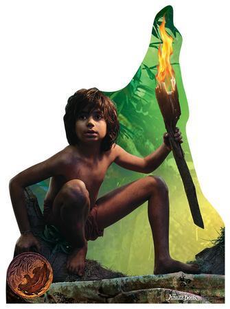 The Jungle Book - Mowgli Lifesize Standup