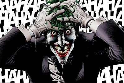 The Joker- The Killing Joke Laughs