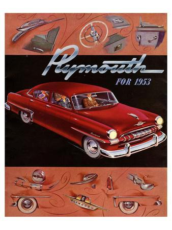 Chrysler Plymouth for 1953