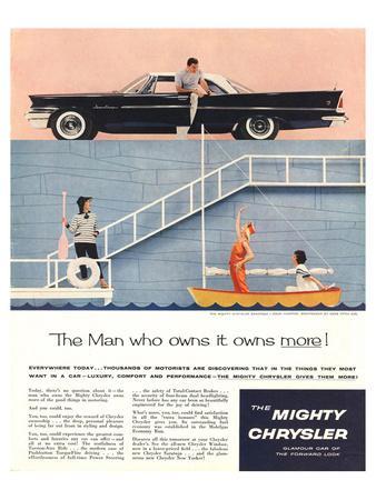 Chrysler Saratoga -The Man Who