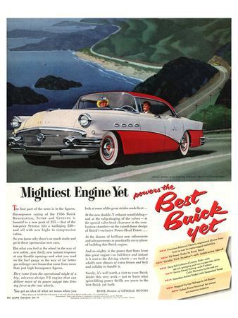 GM Buick-Mightiest Engine Yet