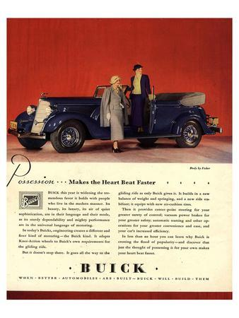 GM Buick Possession Heart Beat