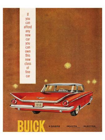 GM Buick Sabre Invicta Electra