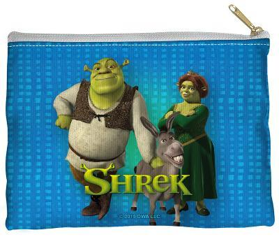 Shrek - Pals Zipper Pouch