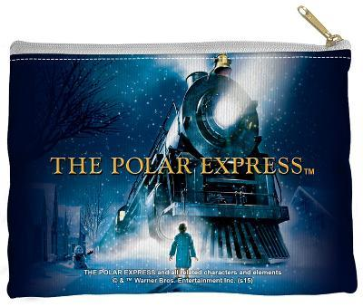 Polar Express - Poster Zipper Pouch