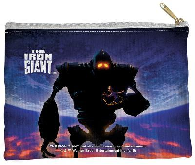 Iron Giant - Poster Zipper Pouch