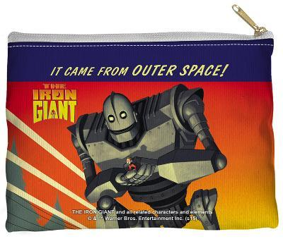 Iron Giant - It Came From Space Zipper Pouch