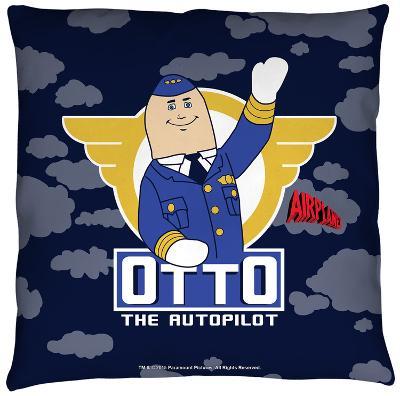 Airplane - Otto Throw Pillow