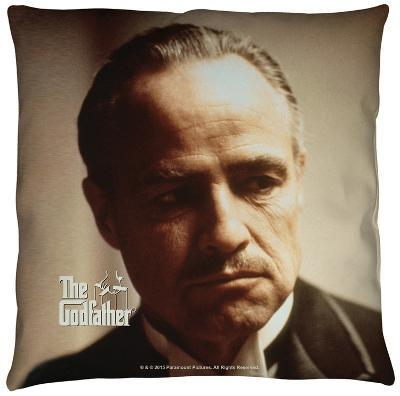 Godfather - Vito Throw Pillow