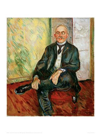 Gustav Schiefler, 1908