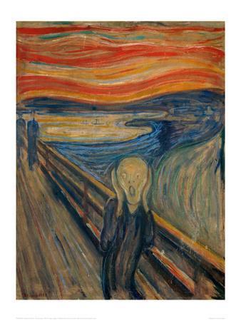 The Scream, 1893