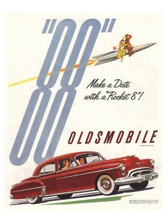 GM Oldsmobile - Make a Date