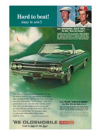 GM Oldsmobile - Hard to Beat