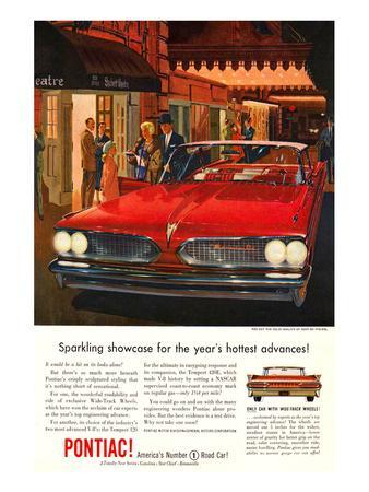 GM Pontiac- Sparkling Showcase