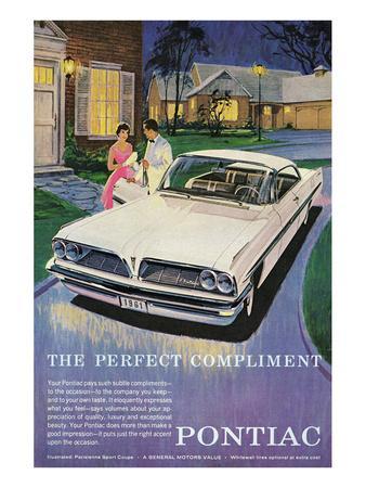 GM Pontiac-Perfect Compliment