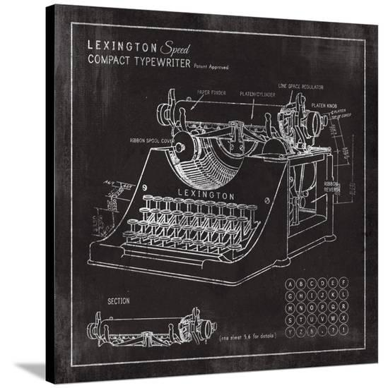 Lexington Typewriter