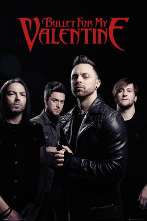 Bullet For My Valentine- Band
