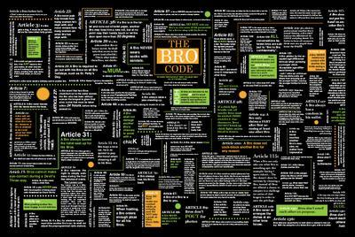 The Bro Code Rules