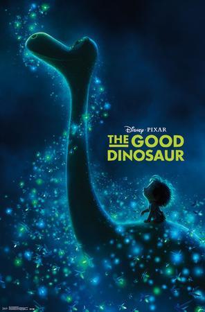 The Good Dinosaur- One Sheet