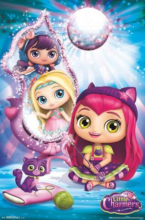 Little Charmers- Party Chat