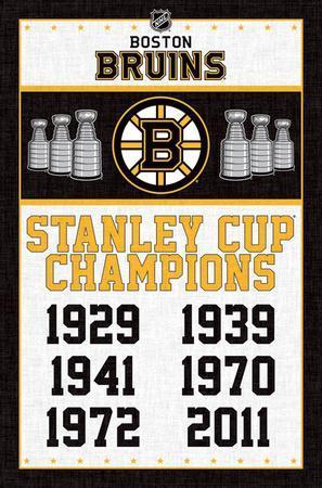 Boston Bruins- Champions