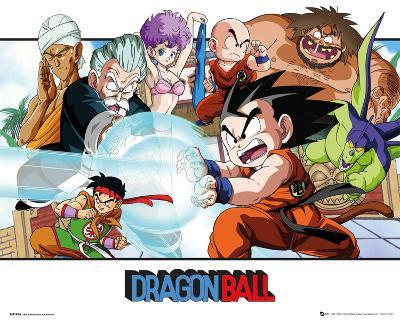 Dragonball- Young Goku