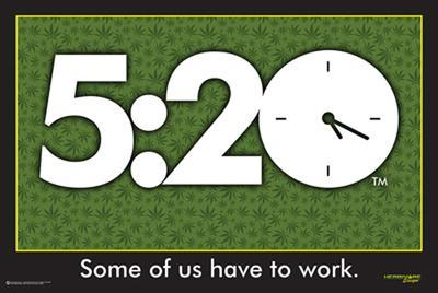 5:20- Some Of Us Have To Work